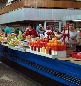 Green Market -kauppahalli
