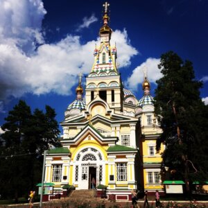 Ortodoksinen katedraali