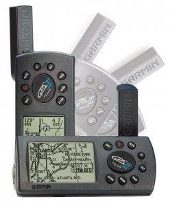 Garmin GPS III+